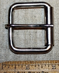 Square Steel Roller Buckle, 2