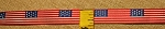Flag Ribbon, 5/8