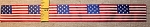 Flag Ribbon, 1 1/4
