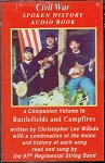 Battlefields and Campfires. Audio cassette with history