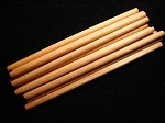 Pencils, Natural Cedar  (Per Dozen)