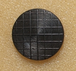 Goodyear's Patent Button. Grid Design, (scarce) 11/16