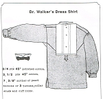 Dr. Walker's Dress Shirt