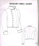 Officer Shell Jacket