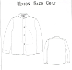 Union Sack Coat