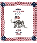 Union, Constitution & Flag Handkerchief