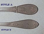 19th C Britannia Teaspoon