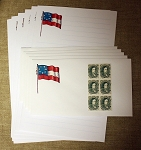 Confederate Stationery Set. Choice of Styles