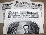 Harper's Weekly  Reprint