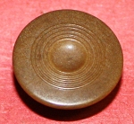 Vegetable Ivory Button, 1/2