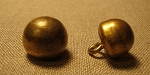 Zouave/Cadet/Ball Buttons, Original,