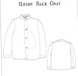 Union Sack Coat
