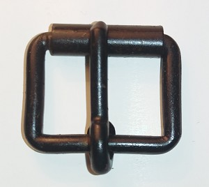 Utility Roller Buckle. Antique 1""