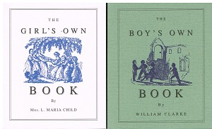 Girls or Boys Own Book