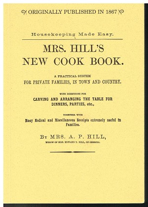 Mrs. Hill's New Cookbook