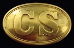 C.S. Oval Buckle or Box Plate