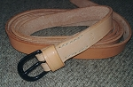 Leather Canteen Sling