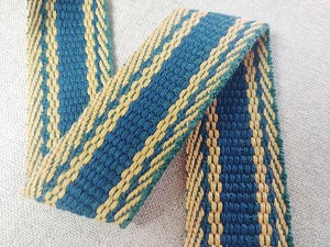 Cotton Webbing, 1 1/4""