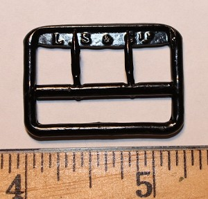 Antique Vest & Trouser Buckle 1 1/4""